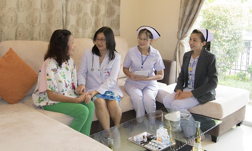 ศูนย์ดูแลสุขภาพผู้ป่วยที่บ้าน (CH9 Home Health Care)