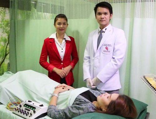 การรักษาด้วยแพทย์แผนจีน โดย พจ.นภาณุพงษ์ พูลเพชรพันธุ์