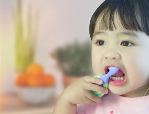 ลูกน้อยฟันสวย