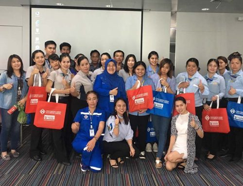 อบรมหลักสูตร First Aids & Life Basic Support บริษัท ASM Security Management Co.,Ltd.