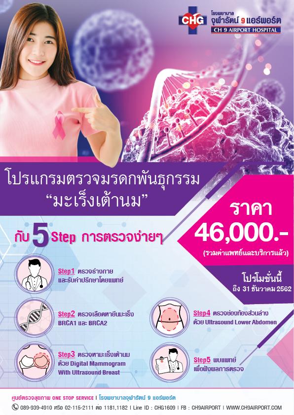 โปรฯ ตรวจคัดกรองเซลล์มะเร็งเต้านม-01