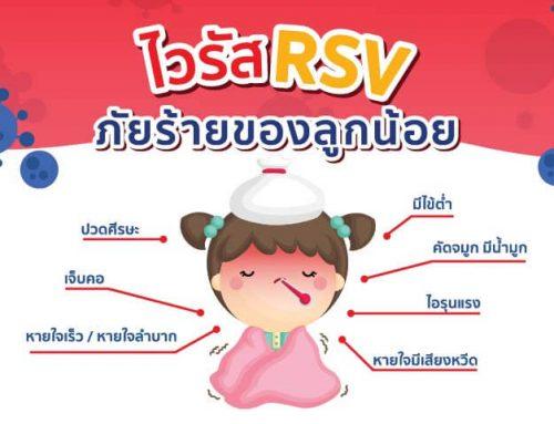 ไวรัส RSV คืออะไร