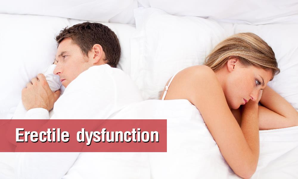 Erectile dysfunction – CH 9 Airport Hospital